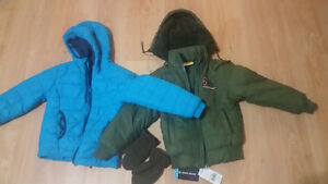 Jackets for kid size 5-6