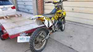 Rm250, fresh rebuild and ownership