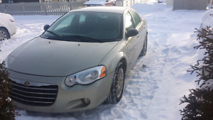 06' chrysler sebring for sale!