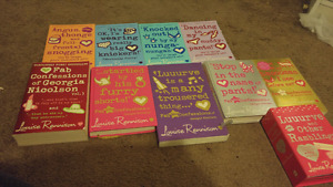 Louise Rennisons books