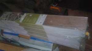 REDUCED Laminate flooring