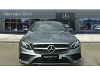 2018 Mercedes-Benz E-CLASS E300 AMG Line 2dr 9G-Tronic Petrol Coupe Auto Coupe P