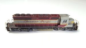 HO Scale - Model Trains - CP Custom SD40-2