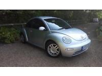 Volkswagen Beetle 1.6 2005MY RHD