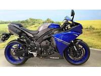 Yamaha YZF R1 2016 **VERY LOW MILES, FACTORY STANDARD, TRACTION CONTROL**