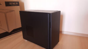 High end gaming computer and acessories