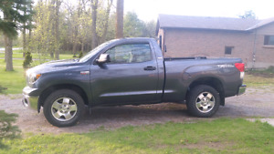 2010 Toyota Tundra Regular Cab Short Box