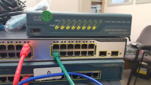 CCNA CCNP Routing & Switching / Security W/ ASA 5505 LAB KIT