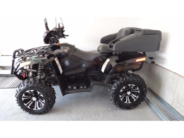 Used 2010 Arctic Cat 2010 Arctic Cat 700 H1 EFI TRV 4x4