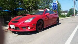 2002 Toyota Celica GT-S special edition Coupe (2 door)