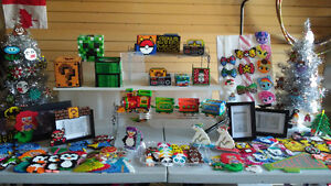 Bead Art @ Cambridge Bazaar Cambridge Kitchener Area image 1