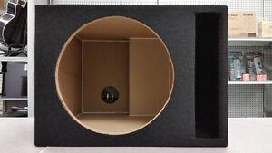 "12"" Ported Car Sub Box"