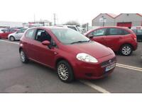 2009 09 FIAT GRANDE PUNTO 1.4 DYNAMIC 3 DOOR.FINANCE AVAILABLE,SUPERB RUNNER.