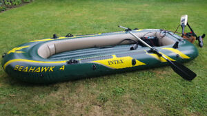 Inflatable Boat SEAHAWK 4