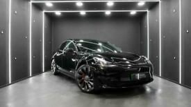 image for 2020 Tesla Model 3 Performance Front and Side PPF, Ceramic Coat Auto Saloon Elec