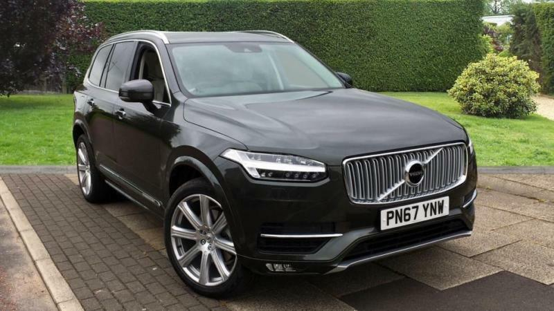 2017 volvo xc90 d5 powerpulse awd inscription automatic diesel 4x4 in ashton on ribble. Black Bedroom Furniture Sets. Home Design Ideas