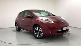 Nissan Leaf E (24kWh) Tekna ELECTRICITY AUTOMATIC 2016/16