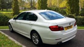 2012 BMW 5 Series 520d SE Step (Start Stop) Automatic Diesel Saloon