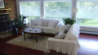 Beautiful Furnished Main and Second floor of the house for rent
