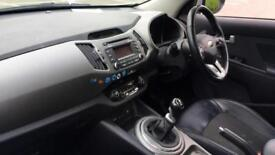 2014 Kia Sportage 1.7 CRDi ISG 2 with Twin Glass Manual Diesel Estate