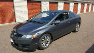 2010 Honda Civic EX-L Coupe (2 door)