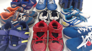 (11) Running shoes for boys