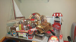 coca cola and diner items