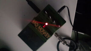 The bad monkey guitar pedal