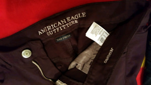 American Eagle outfitters 2 pair legging jeans never worn