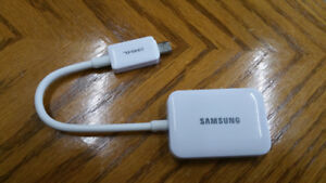 HDTV ADAPTER FOR SAMSUNG SMARTPHONE AND TABLET