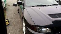 1996 Mitsubishi Evolution GSR Sedan