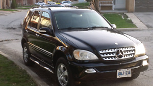 2002 Mercedes ML 3 $2999 or best offer!