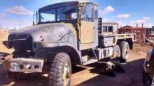 1956 M135 6x6 Deuce and a Half