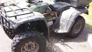 Wanted: Tires for 2002 Honda TRX350