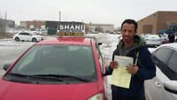 DRIVING INSTRUCTOR WITH AMAZING PASS RESULTS