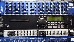 C402 Stanton Lecteur CD Simple RackMount