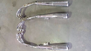 EXHAUST for CBX 1000, 1979