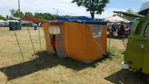 Original VW Westfalia side tent