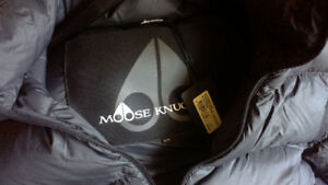 Moose Knuckles Puffer - New!