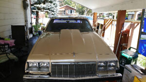 1985 Buick Regal Limited T-Top (Project or Scrap)