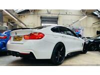 BMW 4 SERIES GRAN COUPE 2.0 420d M Sport Gran Coupe Auto (s/s) 5dr Hatchback Die