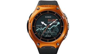 Die robuste Casio WSD-F10