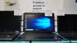 Laptop DELL E5530, i5-3340M, 8 Go, 240 Go SSD, 514-999-6996