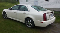 Cadillac STS AWD 2006