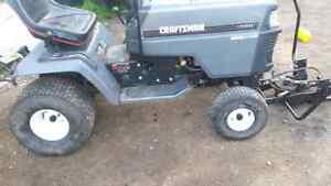 14hp heavy duty tractor lt4000