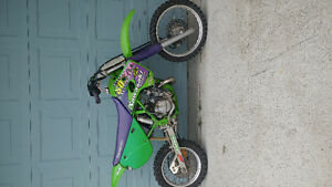 Kawasaki SoCal edition KX80