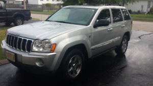 2005 Jeep Grand Cherokee Limited 4x4 Trail Rated