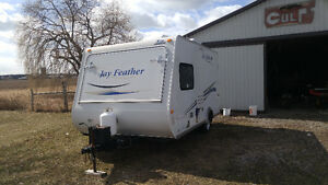 2010 Jayfeather 17' Ultralight Camper Trailer for sale