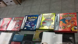 Pokemon Cards and games for sale!