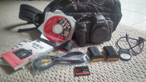Canon 5D Mark ii Full Frame MINT